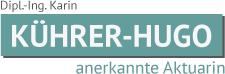 Dipl.-Ing. Karin Kührer-Hugo, Logo